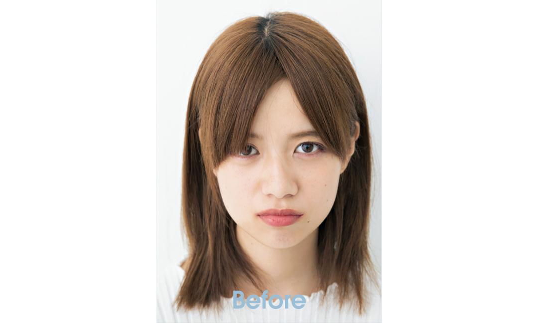 前髪セルフカットQ&A★ 顔型別似合う前髪・生えグセetc.これで解決!_1_4