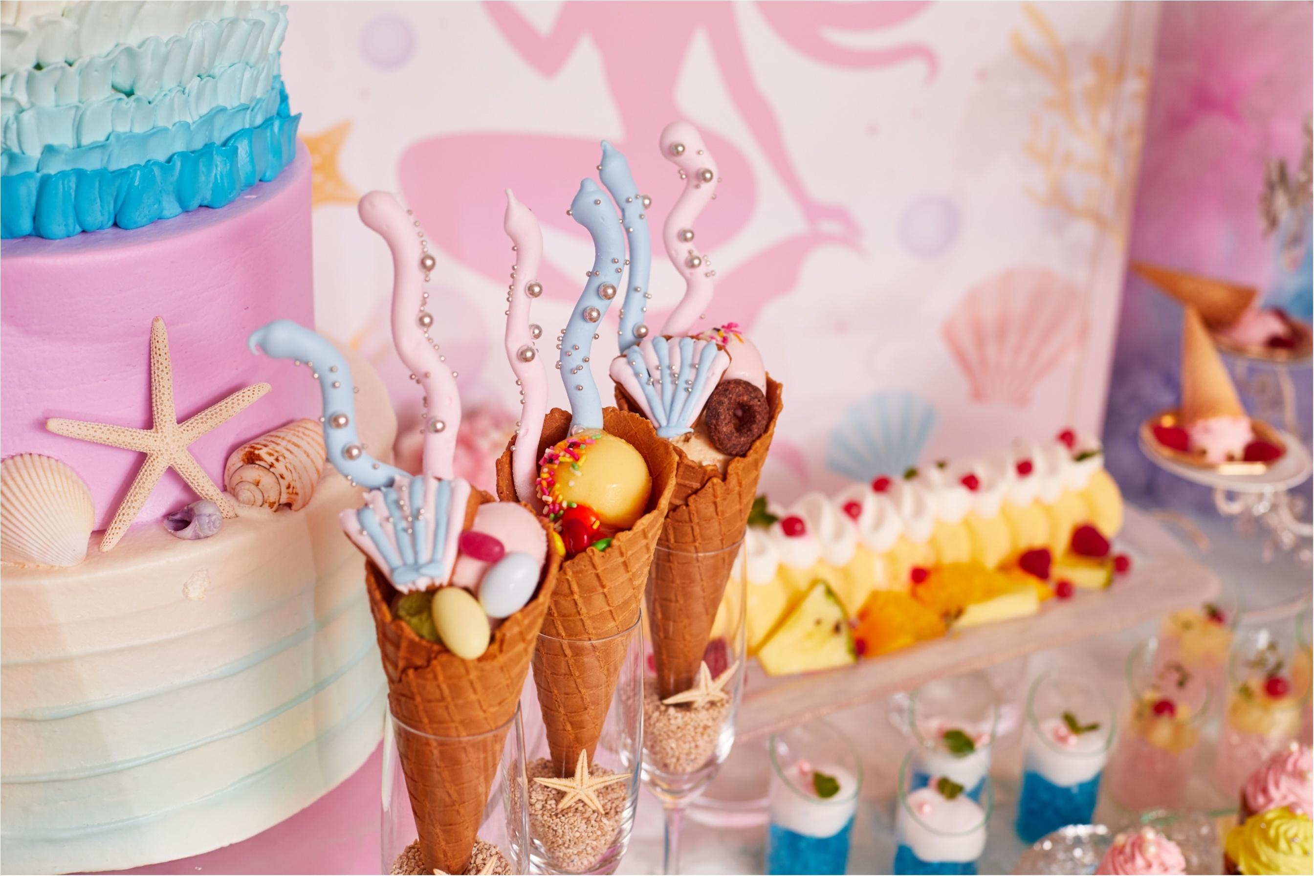プリンセスマーメイドスイーツパーティー@青山セントグレース大聖堂「VINO BUONO(ヴィーノボーノ)」