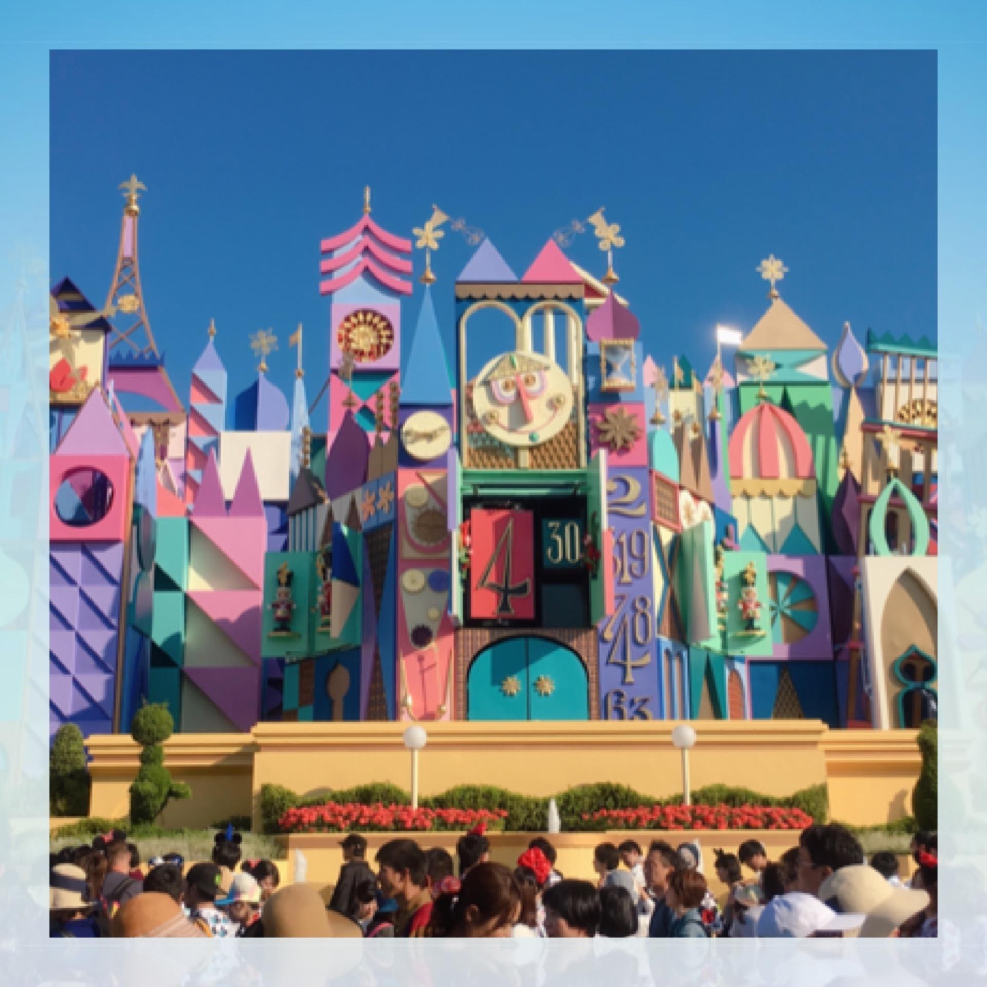 Tokyo Disneyland《 35 Happiest Gelebration! 》に行ってきました♫_1_4-1