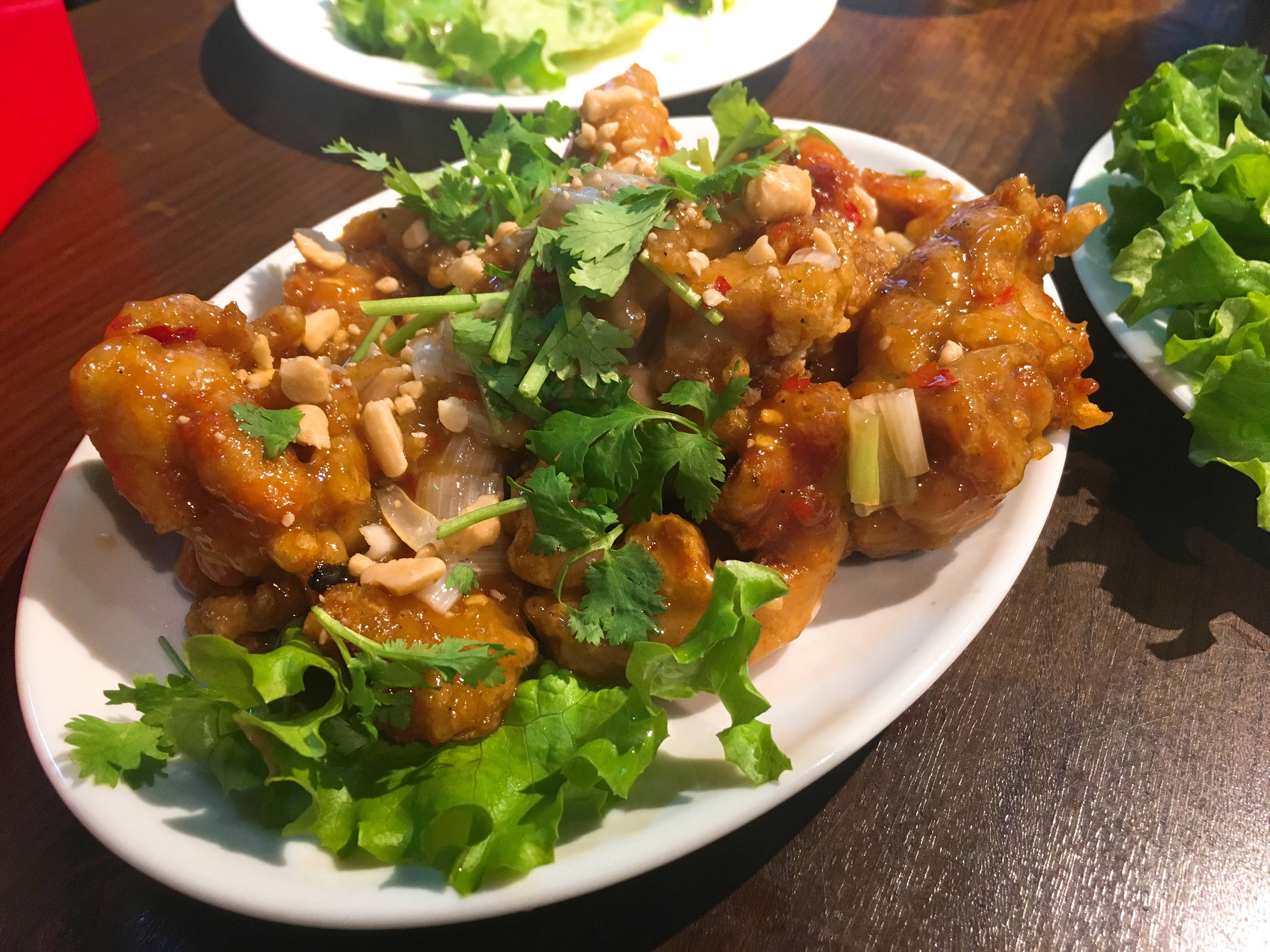 原宿にいながら本格タイ料理を味わえるお店《チャオバンブー》_1_3