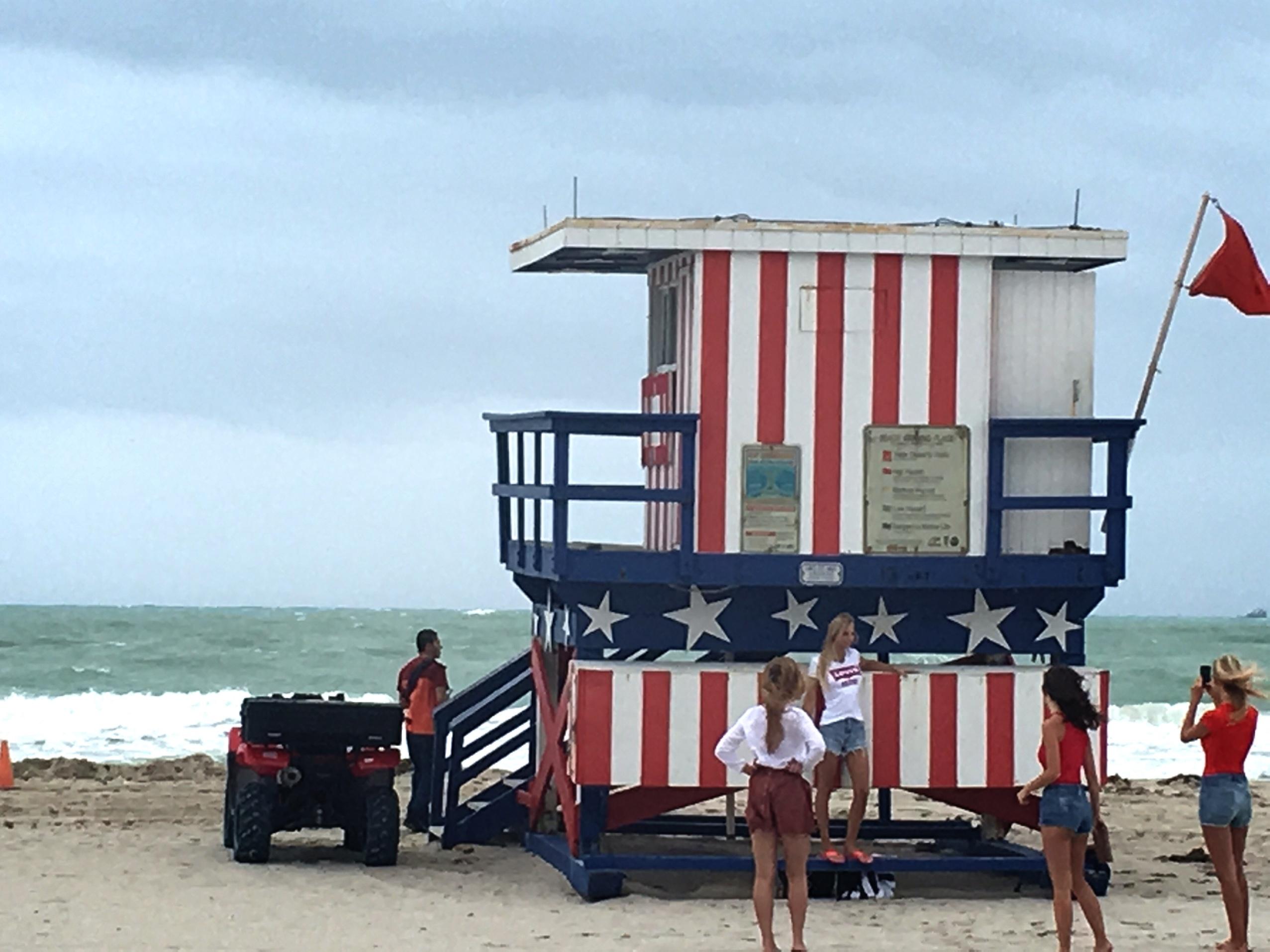 マイアミビーチにて。_1_12