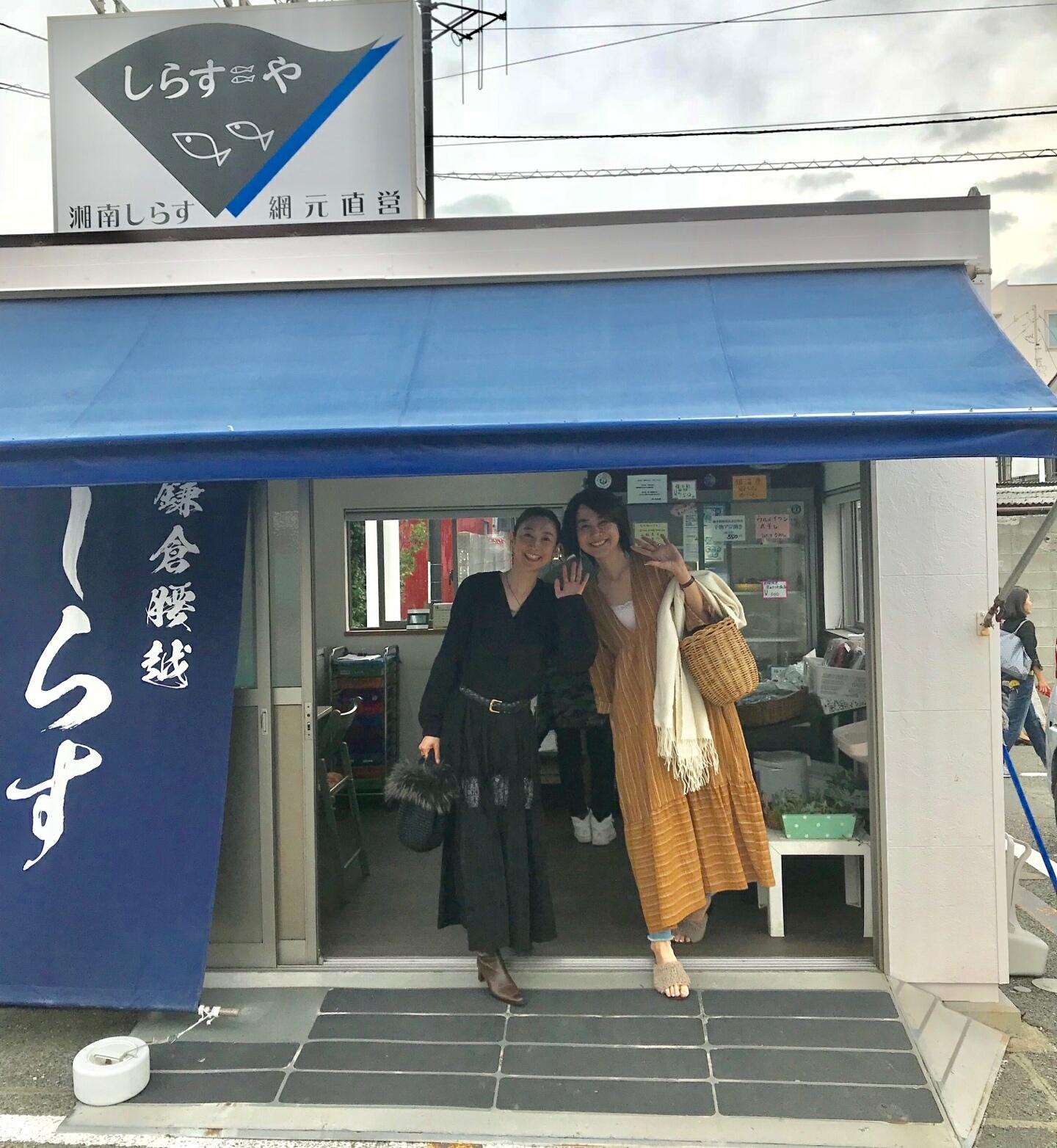黒ワントーンで鎌倉散歩♪_1_3