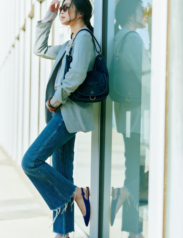 【50代をきれいに見せるデニムコーデ4選】アラフィーにおすすめの取り入れ方をニーズ別に紹介!