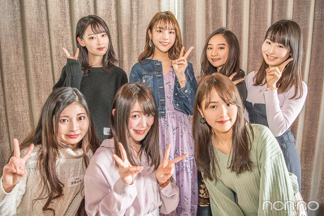 【カワイイ選抜】オフ会開催レポート★ モデルの貴島明日香ちゃんも登場!_1_4-4