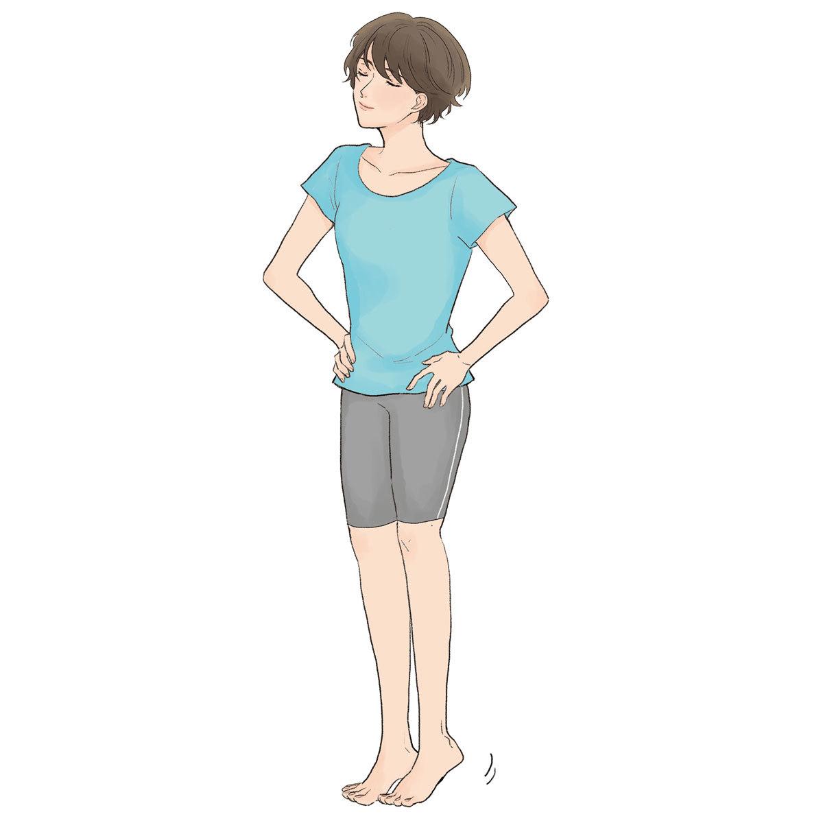 足ツボ&筋力アップで冷えない体を作る!【キレイになる活】_1_3-1