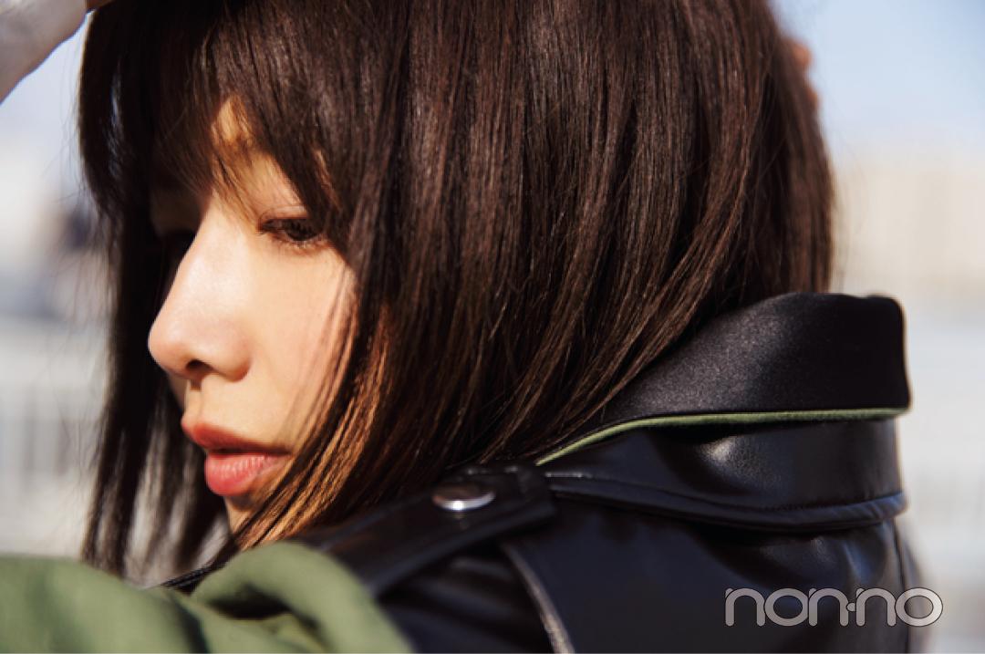渡邉理佐、欅坂46への愛を語る! ★1st写真集「無口」は本日発売★_1_19