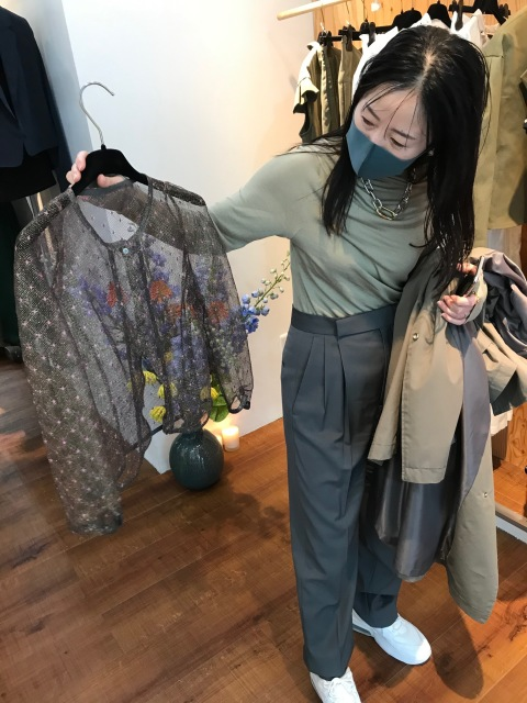 【FABRIQUE BY AMBALI(ファブリックバイアンバリ)】 2021 SS/ EXHIBITION_1_2-1