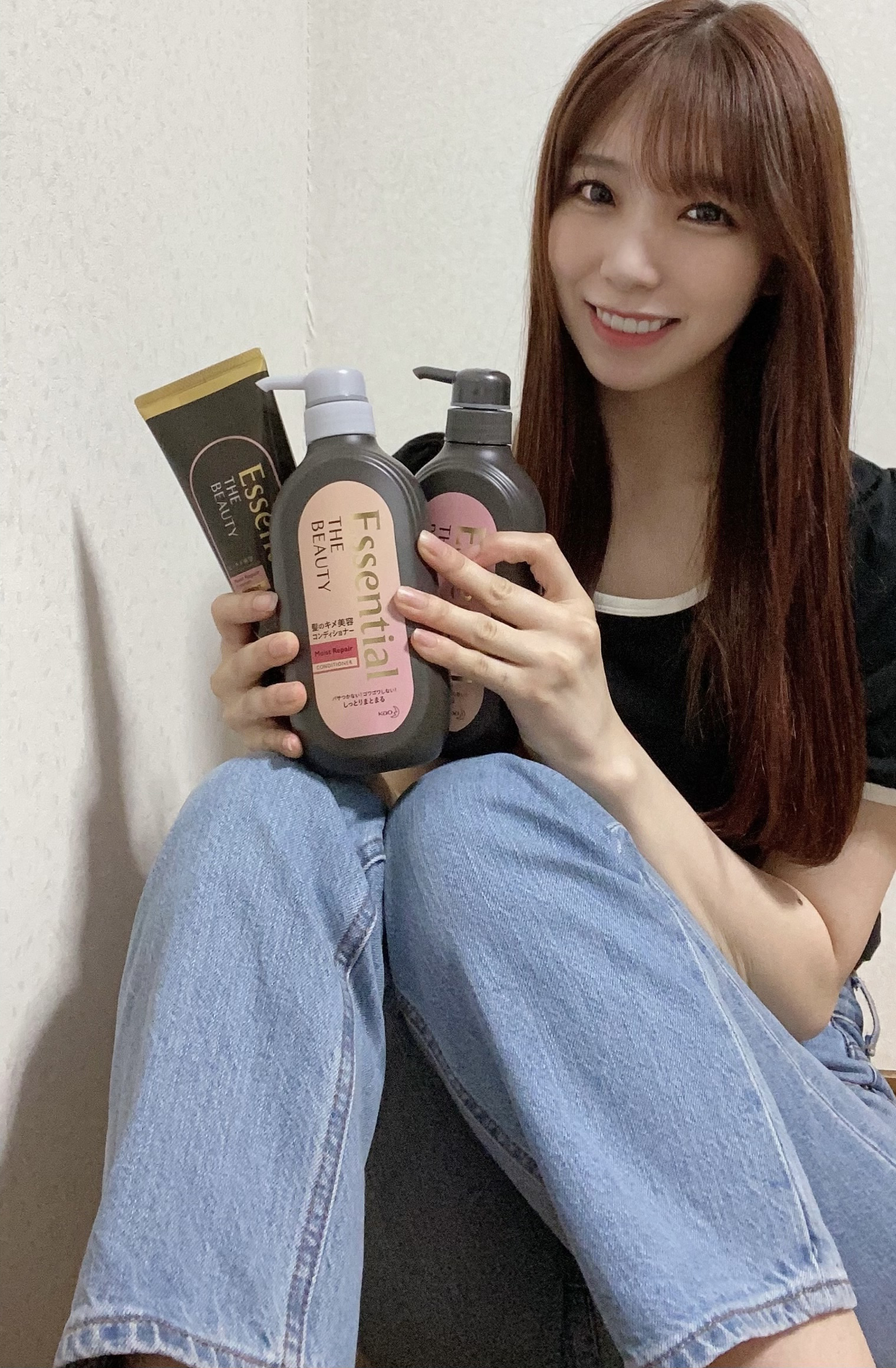 Essential THE BEAUTY 毎日のヘアケアで美しい髪へ♡_1_2