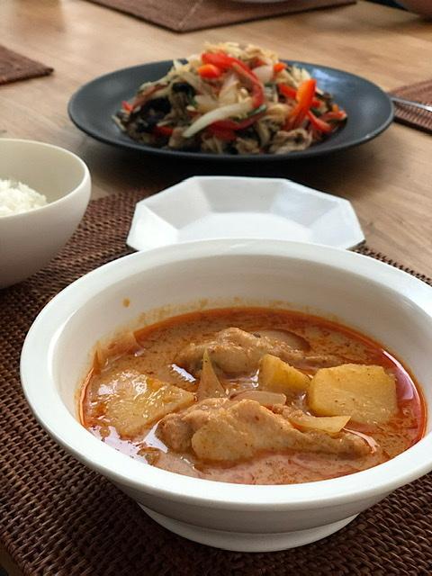 オンラインレッスンでタイ料理を学ぶ_1_3