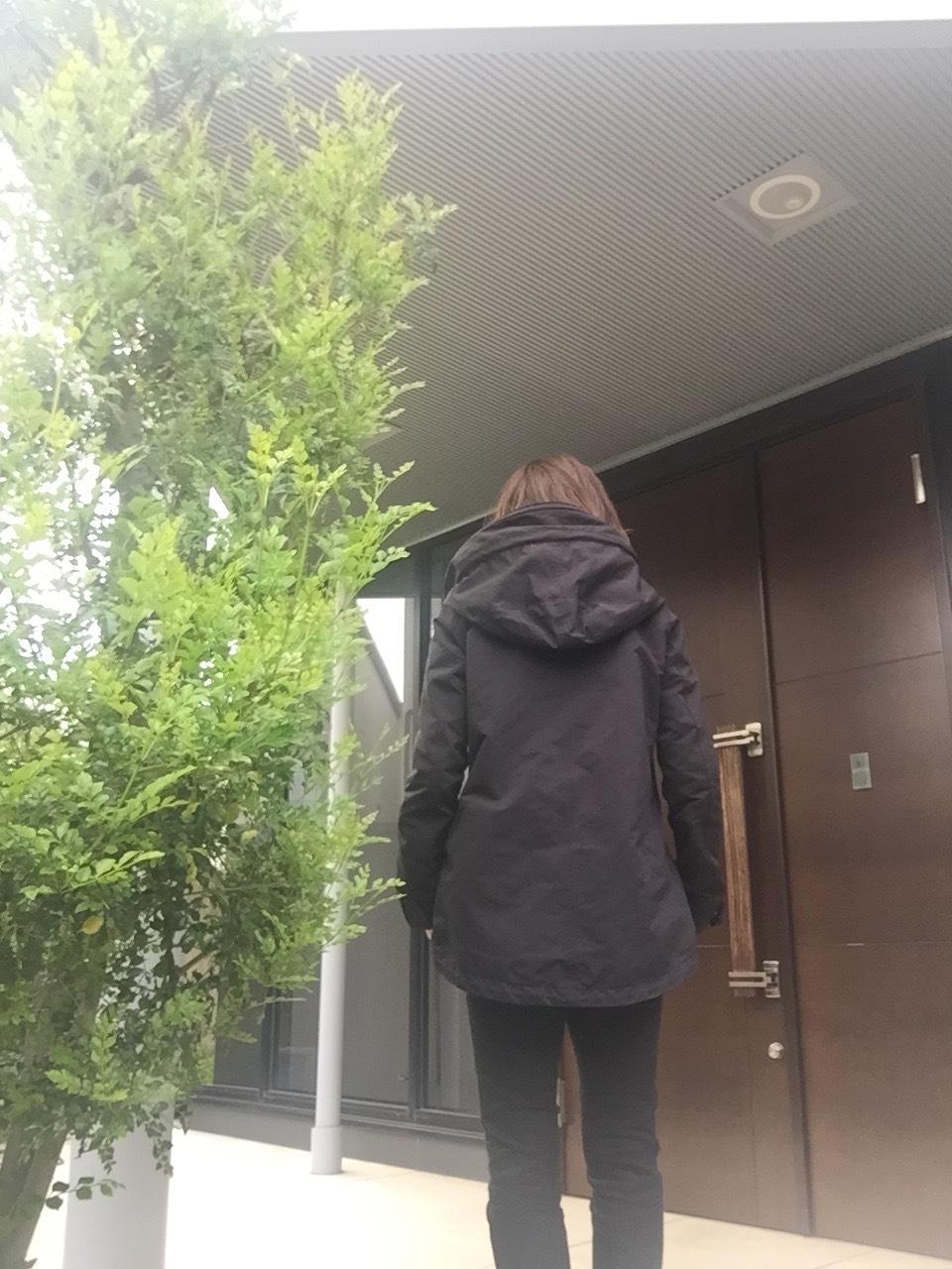 ザ・リラクスのショートモッズコート♡まだまだ寒暖差の多い今こそ、マストアイテム!_1_3