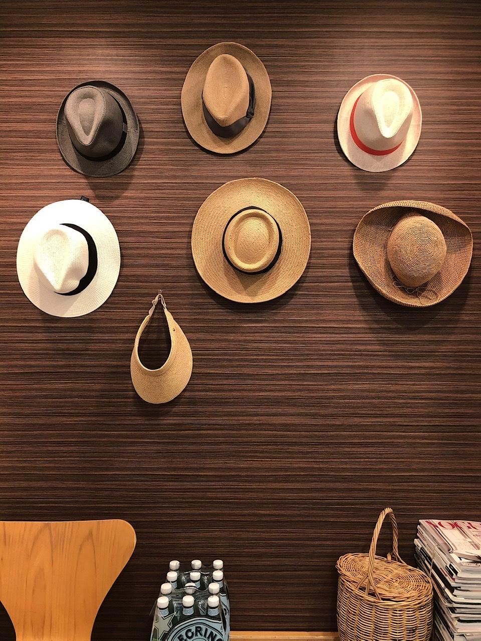 帽子の「魅せる」収納_1_6