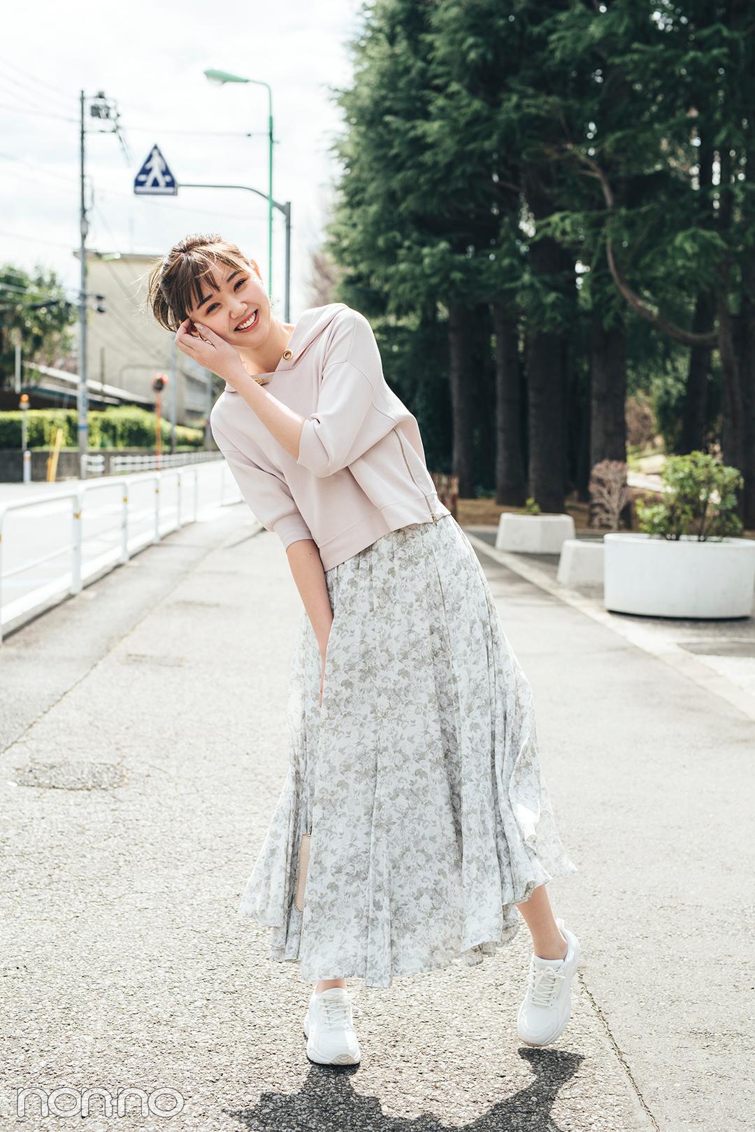 CASE4 「一緒にいて楽しそう!」と  思われたいなら  江野澤愛美
