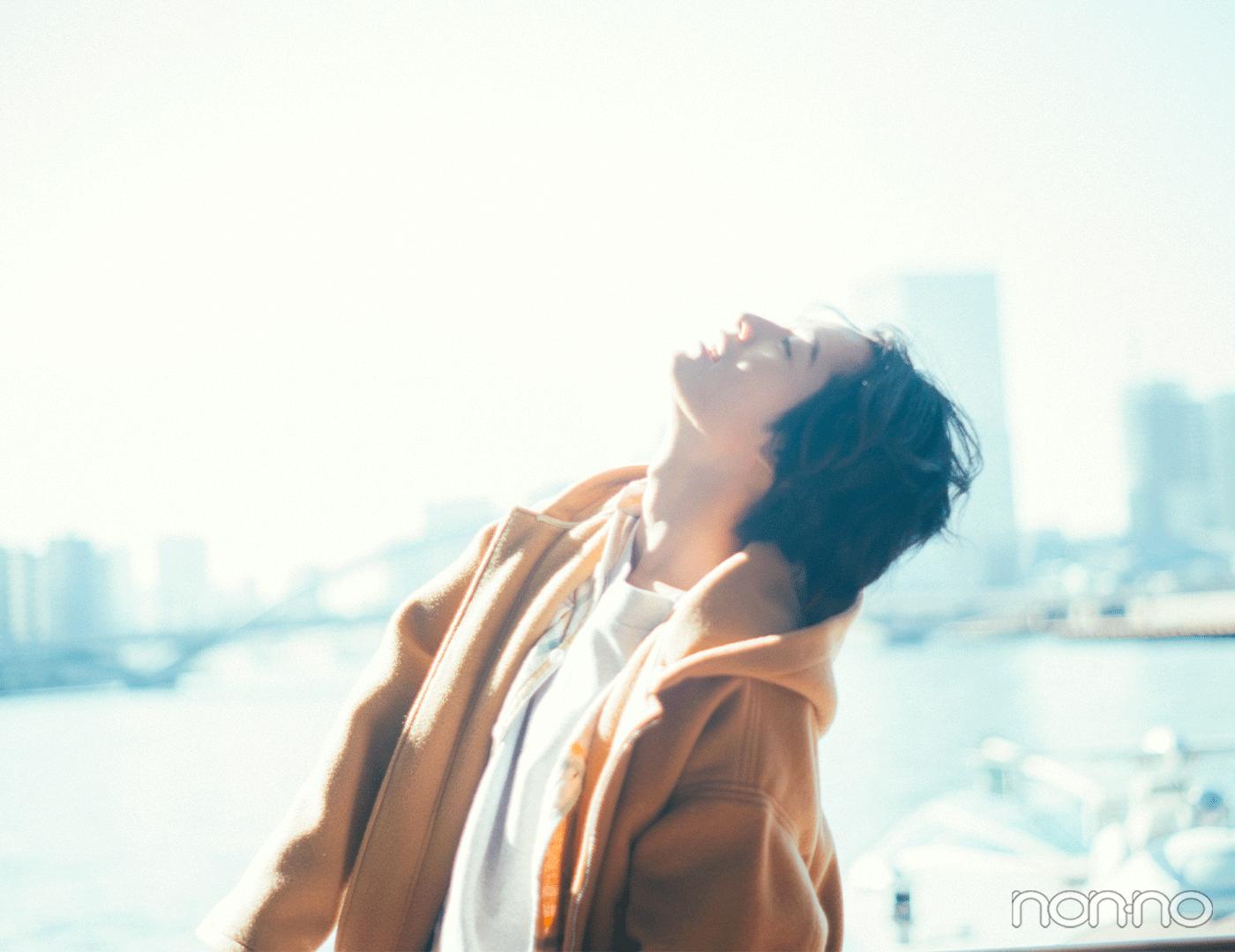 今月の彼氏 塩野瑛久(しおのあきひさ)|non-no(ノンノ)2020年3月号