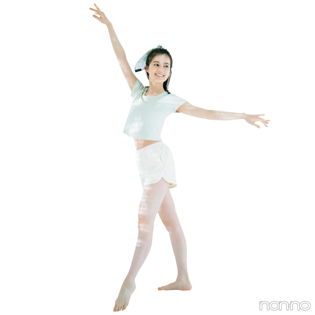 生田絵梨花(乃木坂46)のボディの作り方2