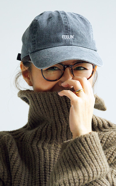 大人ならではの、帽子の被り方のコツが知りたい!【大草直子のファッション相談室】_1_1