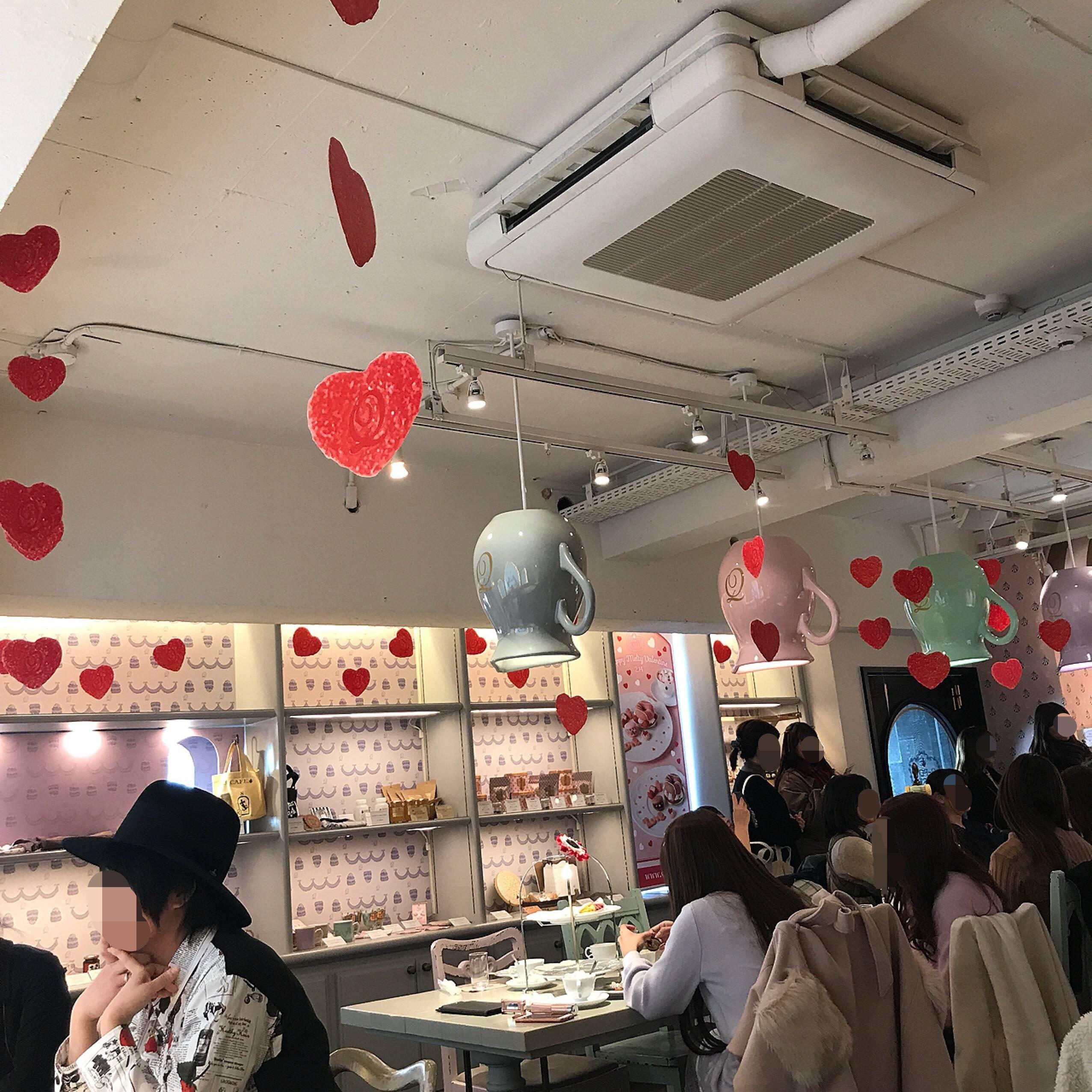 Vol.37♡ 可愛すぎる!Q-pot CAFE.のバレンタイン限定メニュー❤︎_1_2