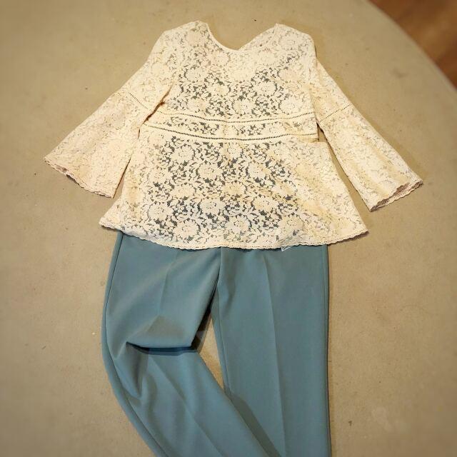 この春、きれい色を楽しむなら「カラーパンツ」がマスト! 40代に似合うカラーパンツ総まとめ|アラフォーファッション_1_36