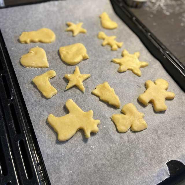 簡単! ドイツの定番「クリスマスクッキー」レシピをご紹介!_1_3