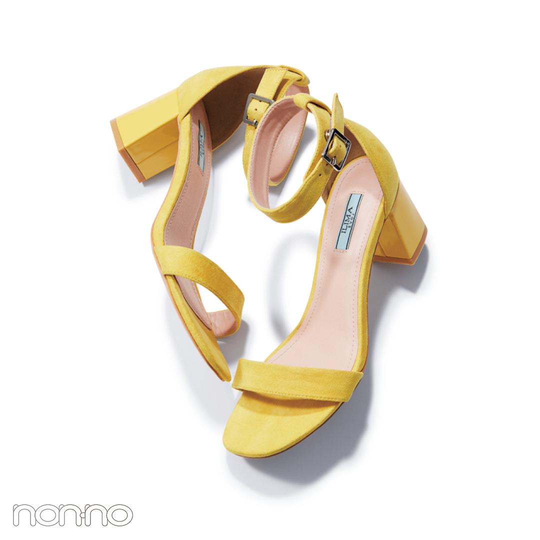 サンダル2019★ ヒールストラップ+靴下のミックスコーデで差をつける!_1_4-4