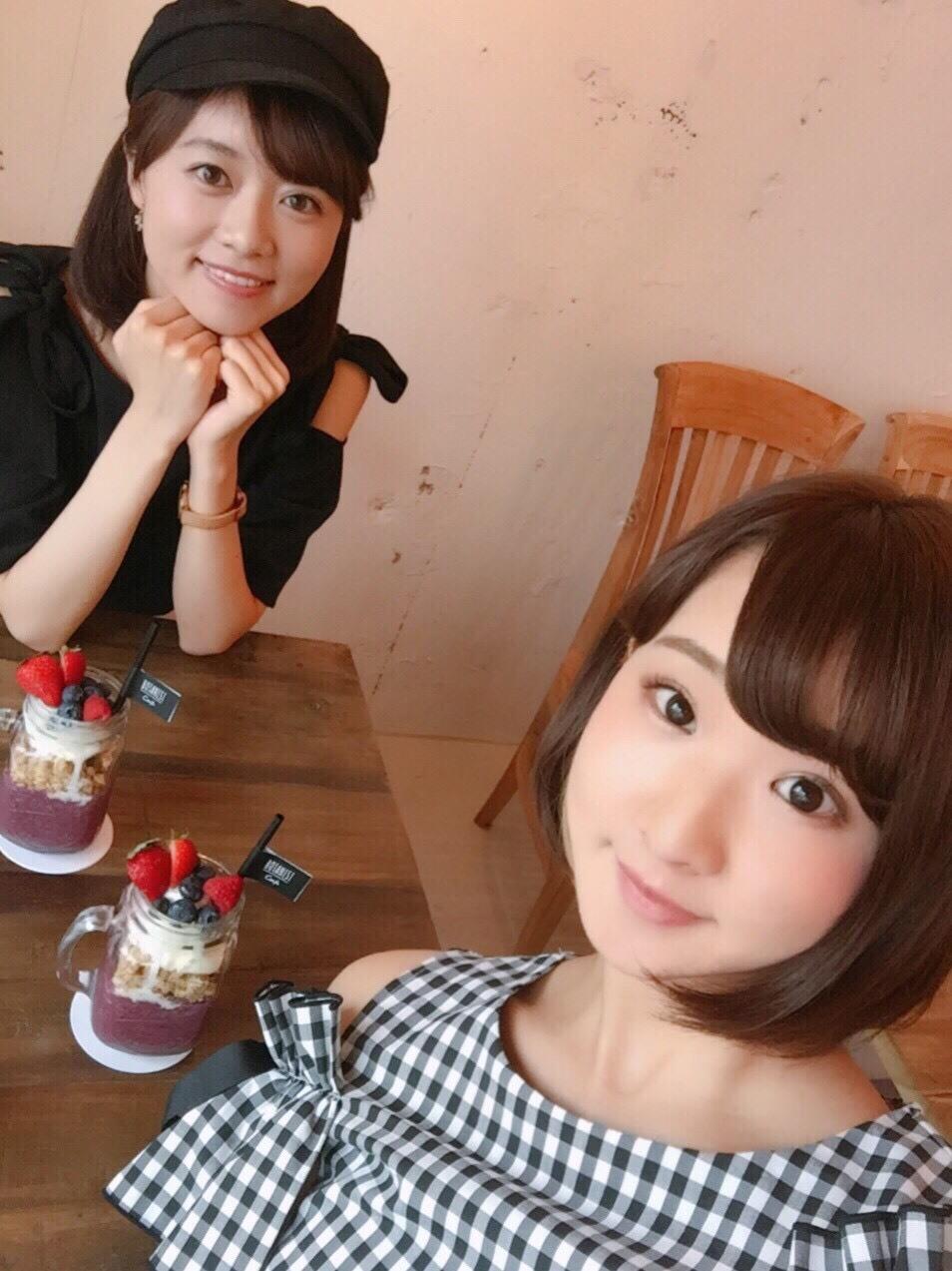 【 第55回❤︎ 】表参道 原宿カフェ&フォトスポット巡り!with菜美子ちゃん*_1_11