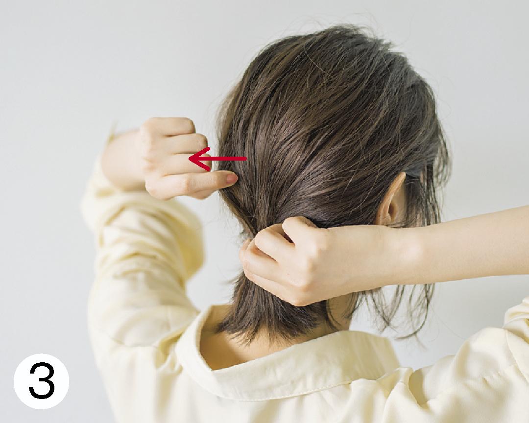 西野七瀬の#彼女感なまとめ髪♡ ボブの簡単一つ結びが少しの工夫で色っぽに!_1_3-3