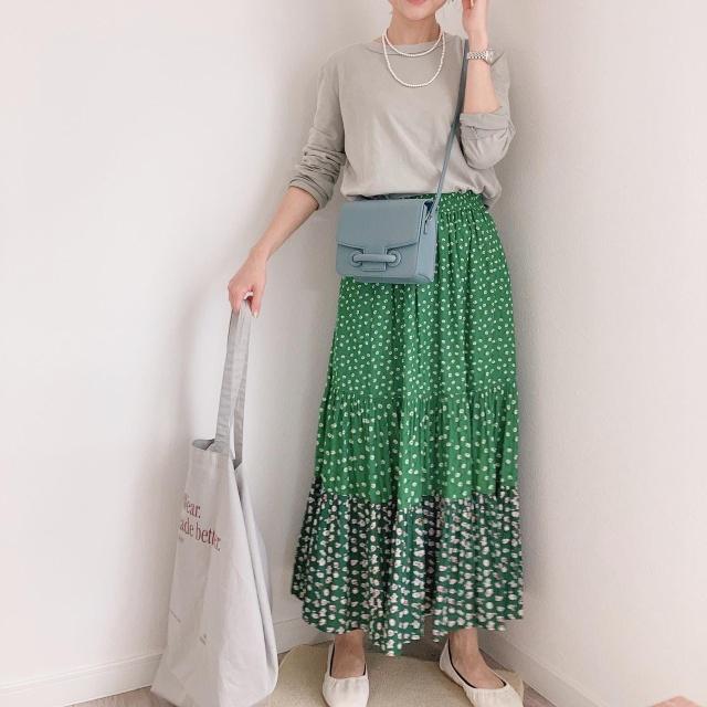 アラフォーのハーフパンツコーデ【momoko_fashion】_1_6-2