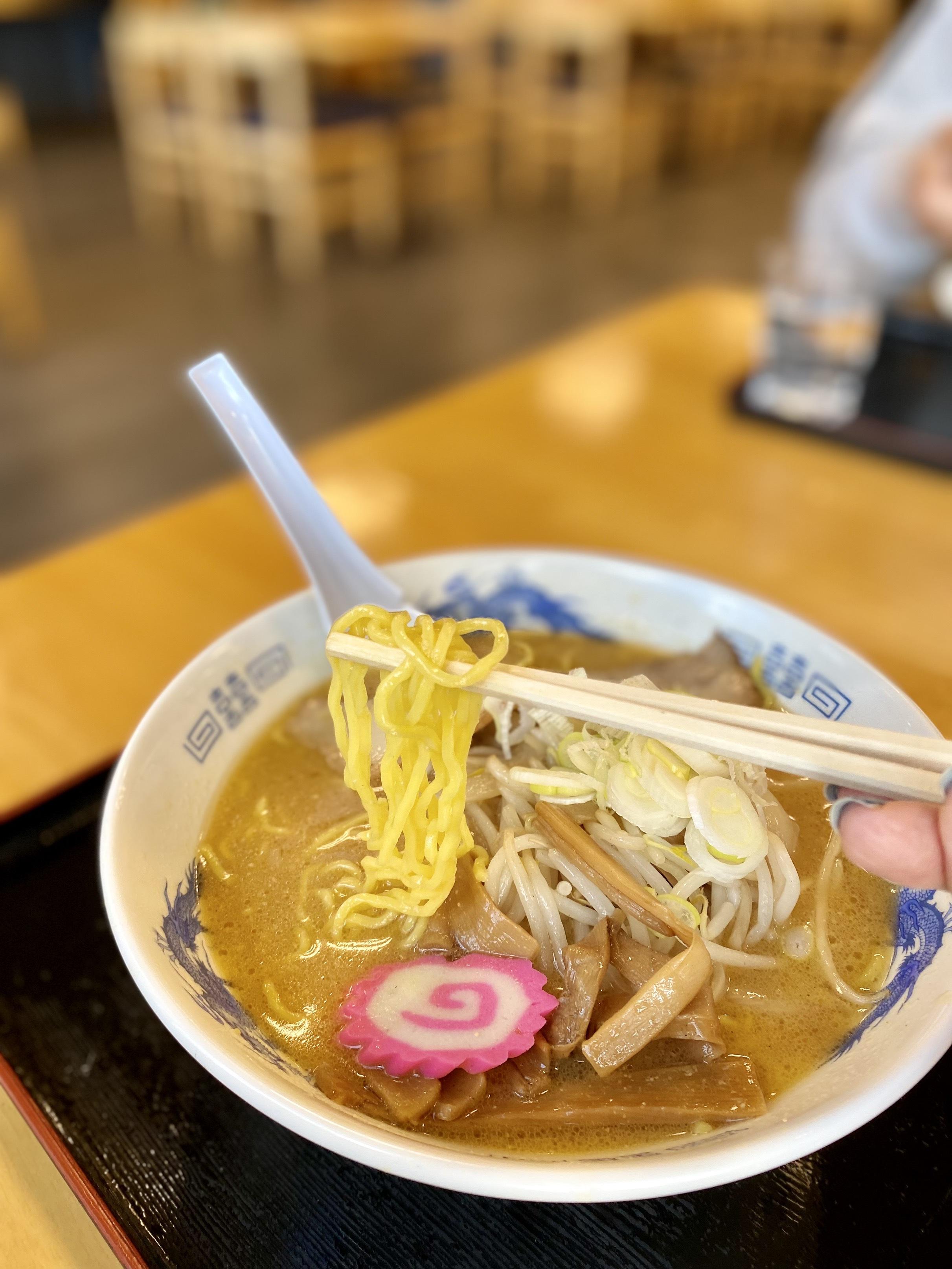 札幌と言えば味噌ラーメン