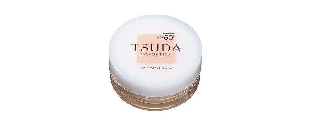 TSUDA COSME UV カラーバーム