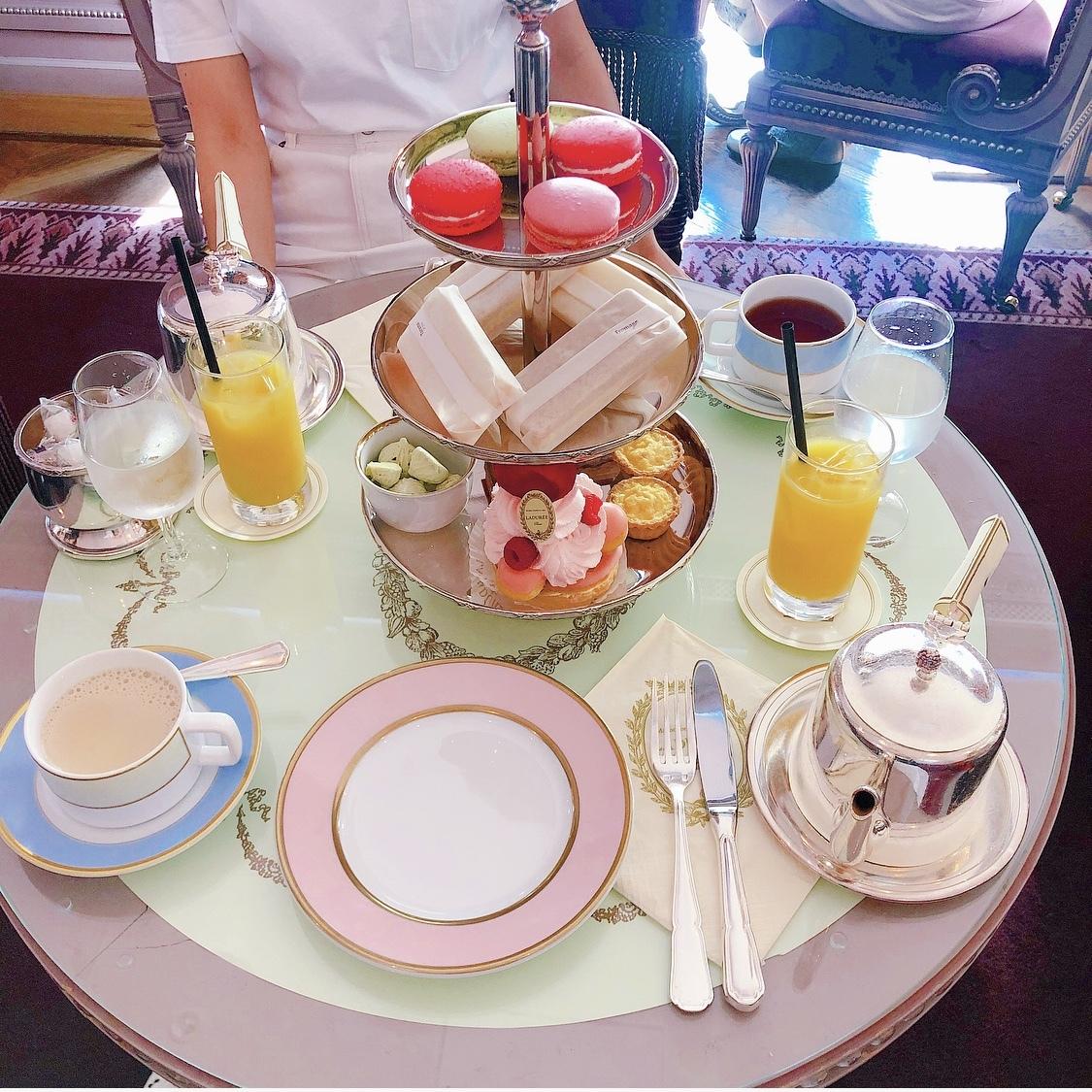 【銀座】LADUREE Caffe _1_4
