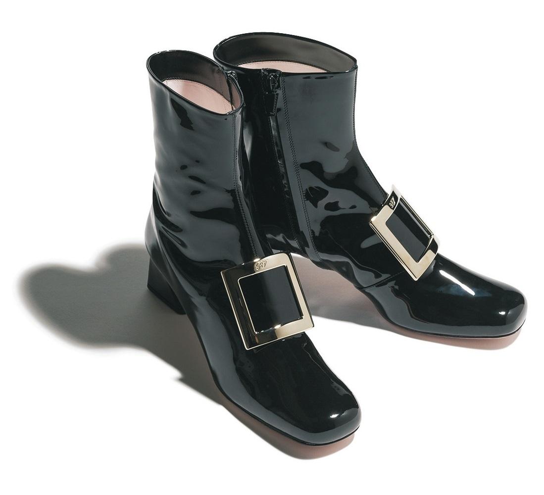 ファッション ロジェ・ヴィヴィエのブーツ