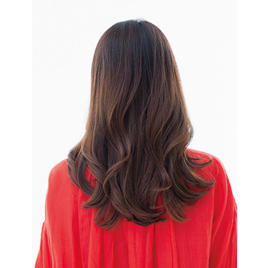 後ろから見た40代に似合う髪型 ヘアスタイル人気ランキング10位
