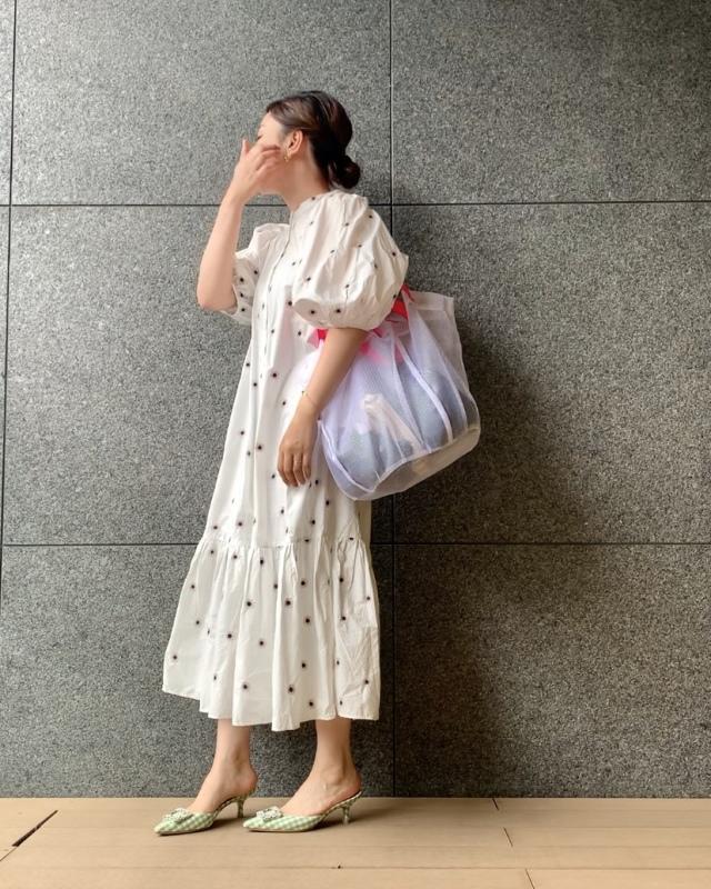 めちゃ着やすい・履きやすい・持ちやすいアイテムばかりの華やかコーデ_1_2-2