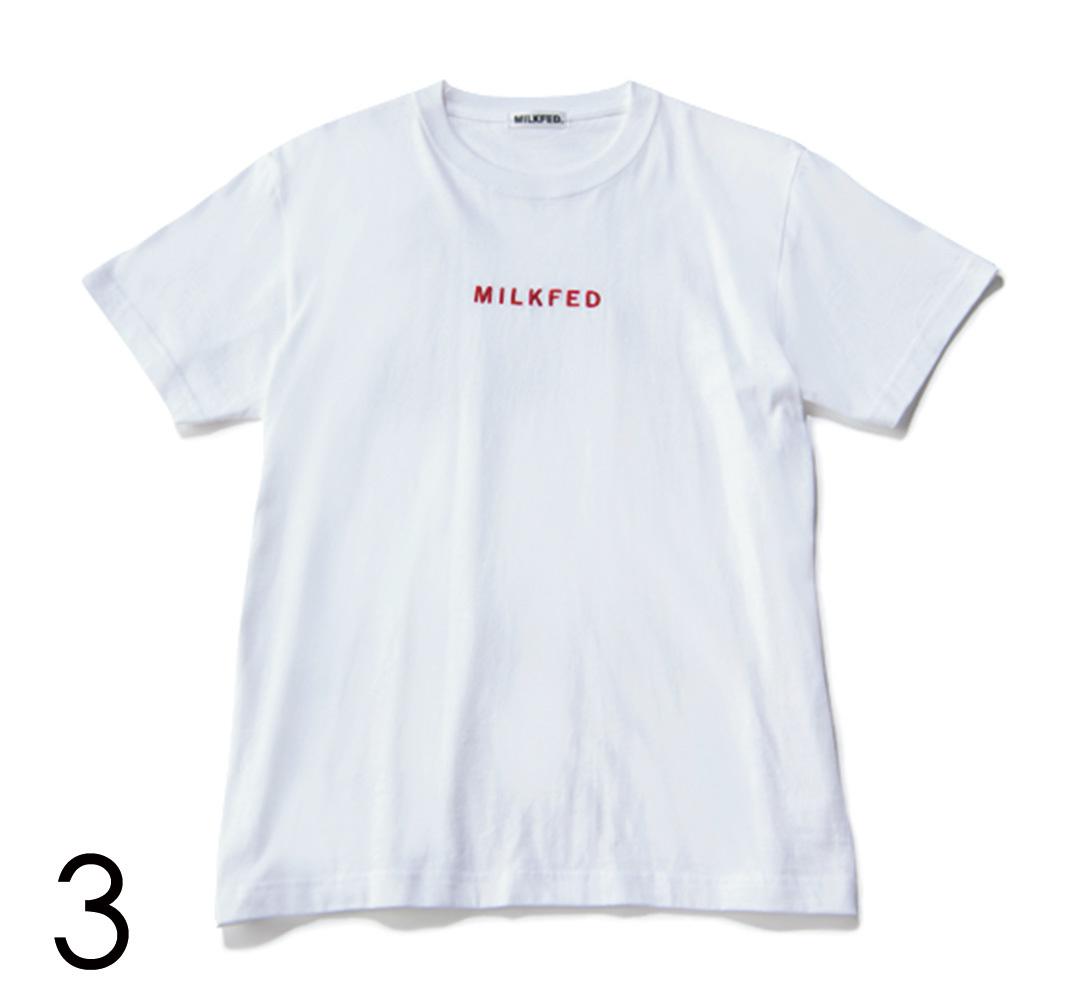 7月に買い足すTシャツ&サーマル、選ぶならちょこっと赤のロゴ★_1_4-3