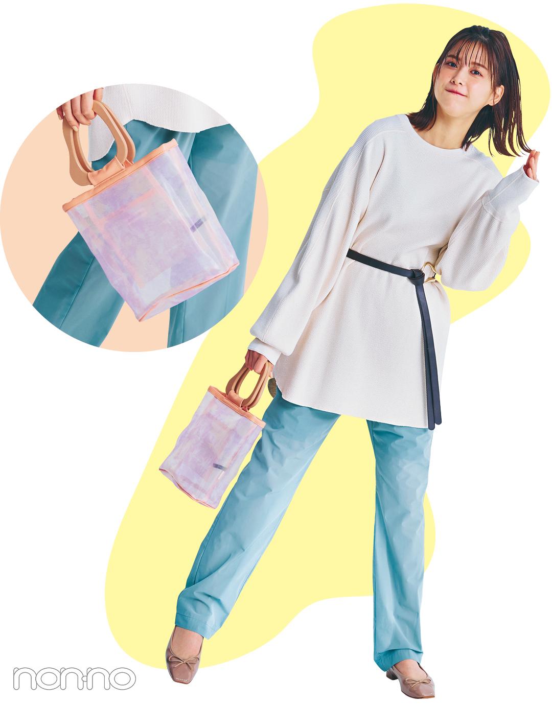 【2021年ファッショントレンド vol.7】なんでもシアー素材が正解!_1_3