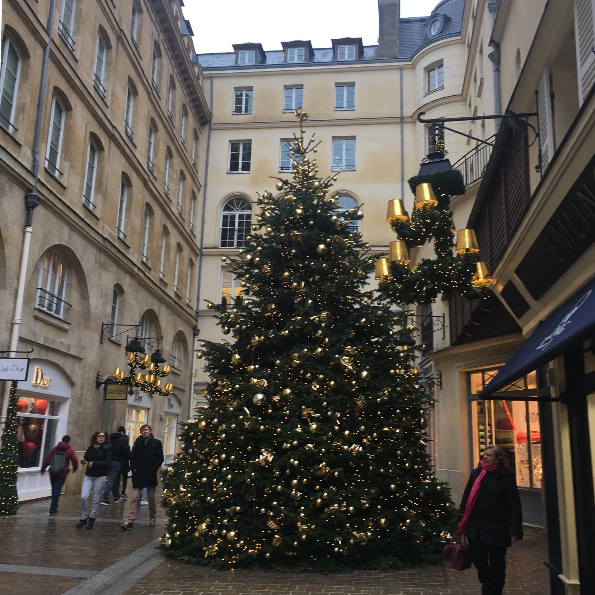 クリスマスムードの海外での年末年始_1_7