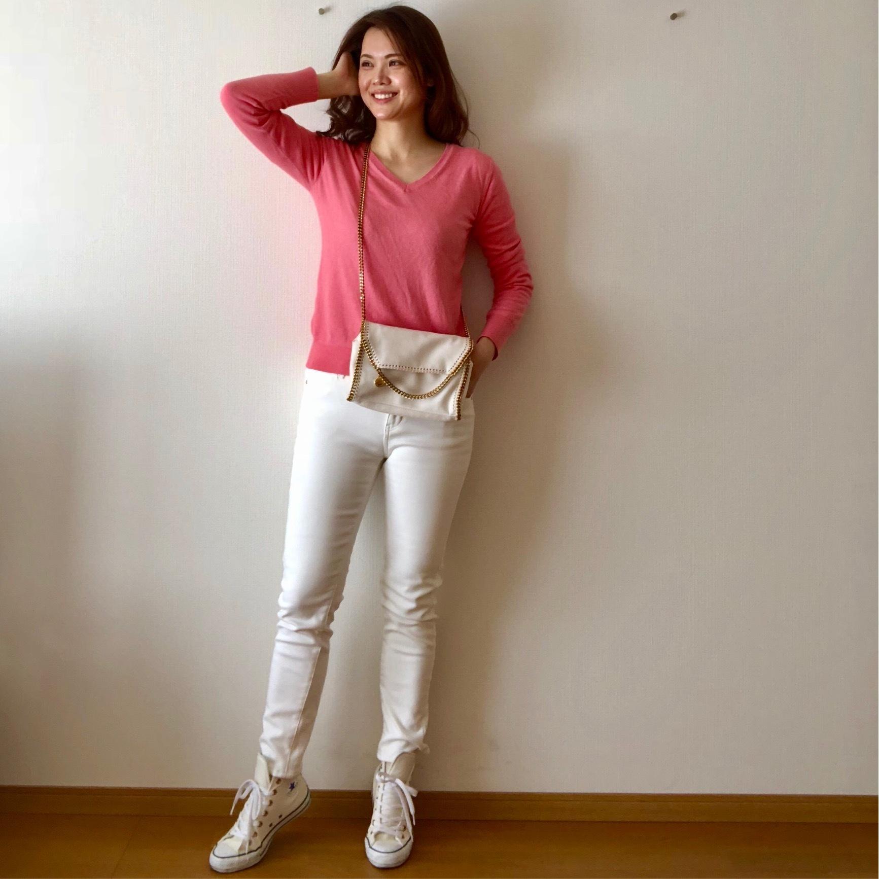 もうすぐ春ですもの、ピンクが着たい!美女組さんが選んだアイテム【マリソル美女組ブログPICK UP】_1_1-1