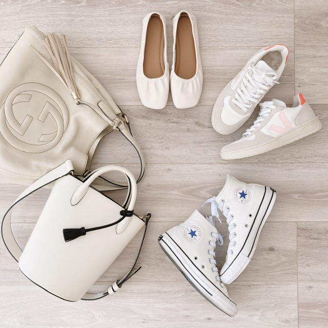 ShoesとBagも衣替え【momoko_fashion】_1_1