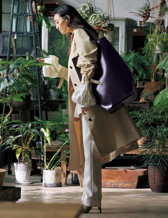 ジル サンダーのバッグ「EDO TOTE」