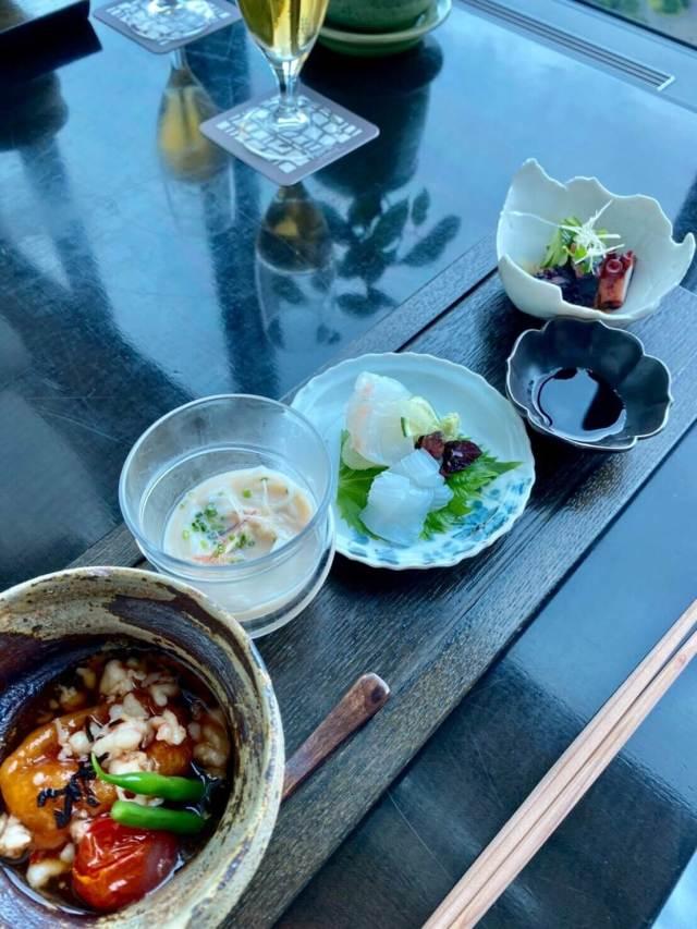 CONRAD東京「風花」日本料理へランチ _1_2-1