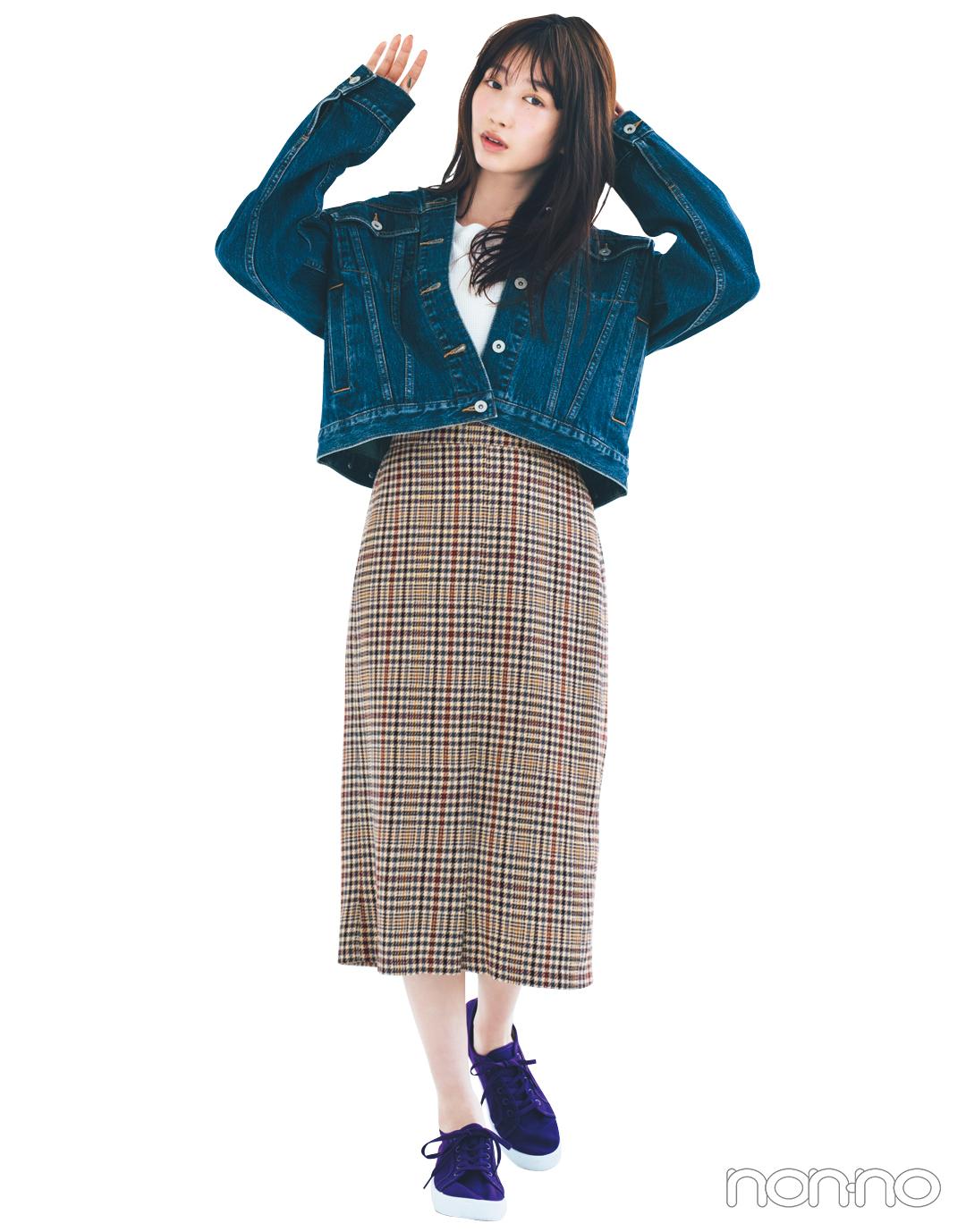 GUの秋新作スカートが神! 1990円で7通りに着回せる★_1_4-6