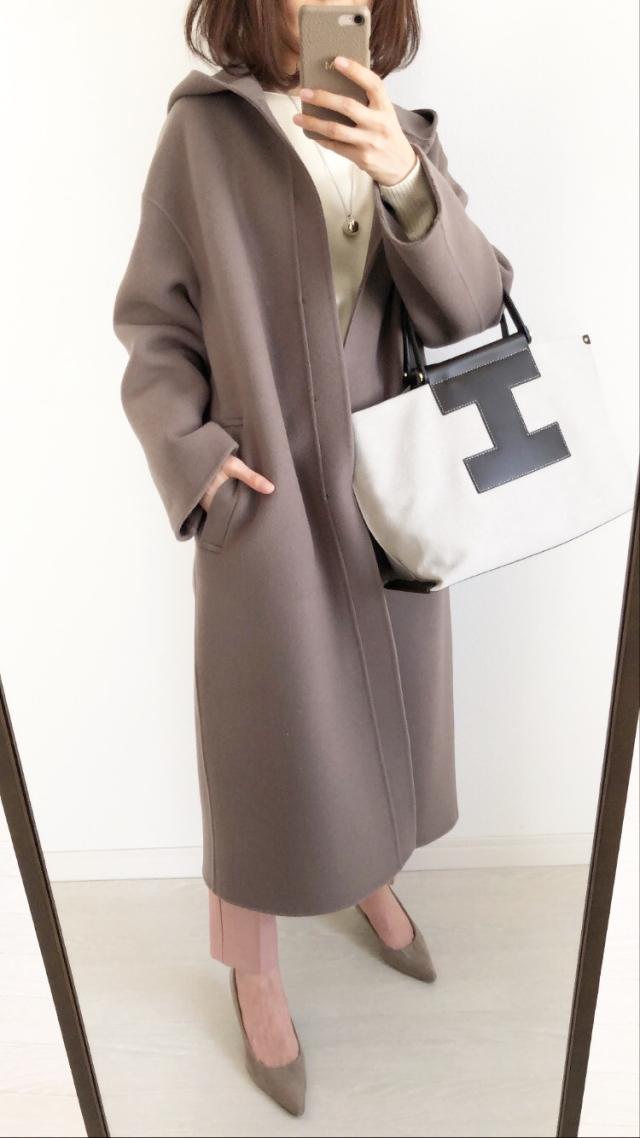 『私はこれを買いました!』2020秋冬コート第2弾【tomomiyuコーデ】_1_7