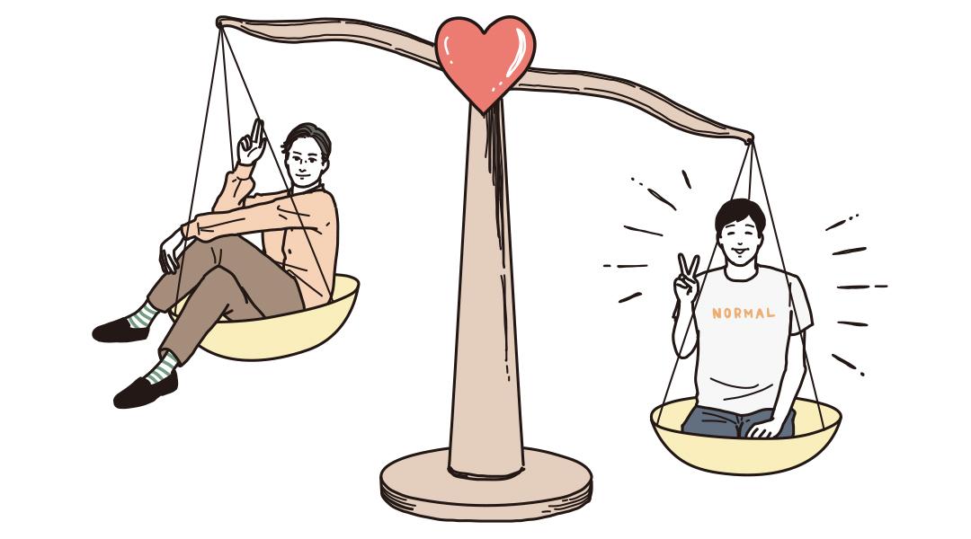 恋愛は刺激より親近感重視。身の回りに運命の相手が♡