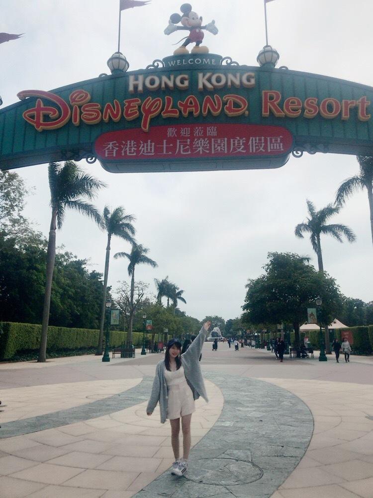 アトラクションは5分待ち!?香港ディズニーランドに行ってきました♡【日本にはないグッズやアトラクションも!】_1_1