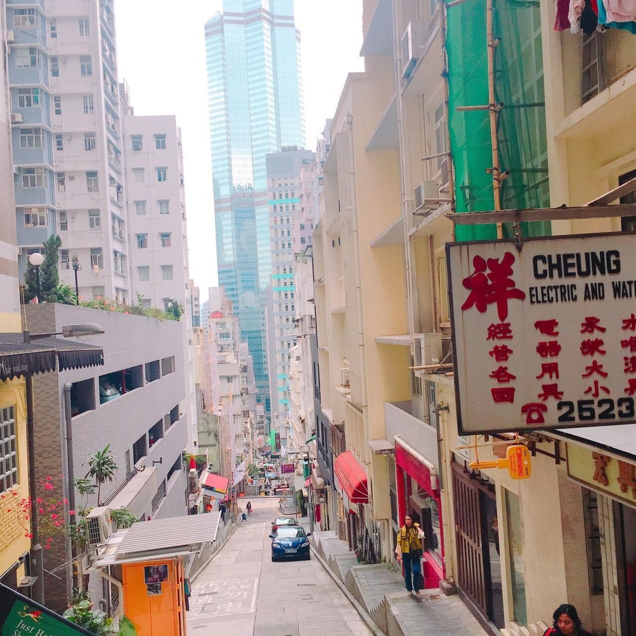 100万ドルの夜景、充実旅行に【香港】_1_7-2