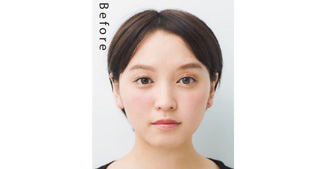 丸顔さんの小顔対策♡ 髪型でこんなに可愛く細見えできる!_1_1
