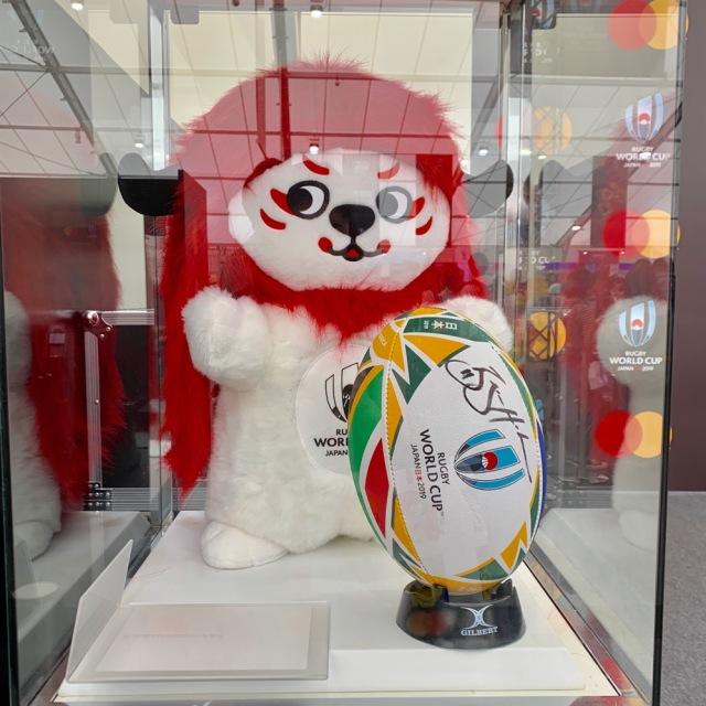 ラグビーワールドカップW杯