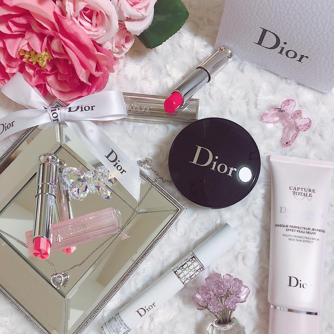 【Dior】大量購入!つるつる肌を作れる最強アイテムも❤︎_1_1