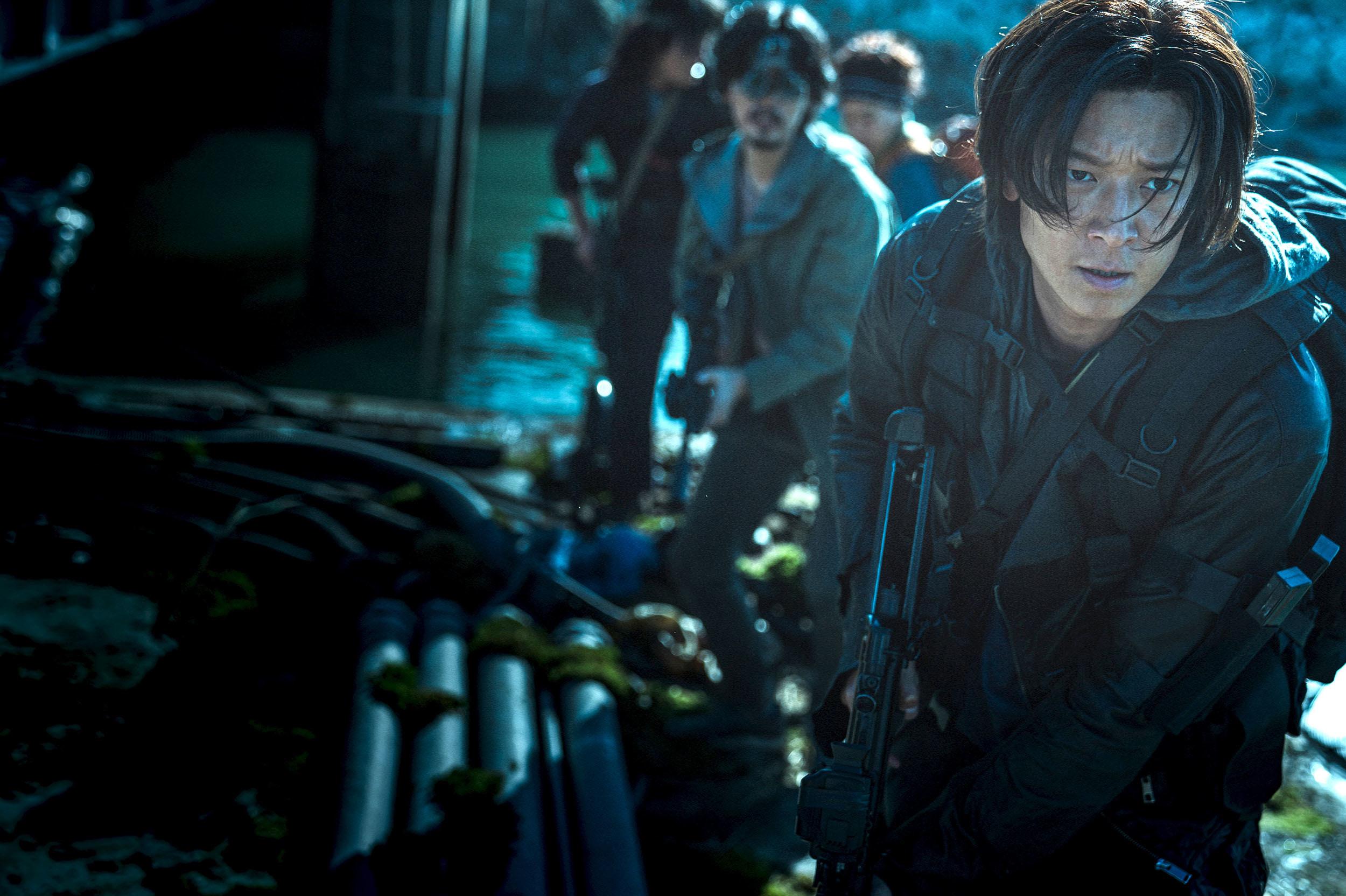 話題作『新感染半島 ファイナル・ステージ』のヒーロー、カン・ドンウォンさん降臨_1_4-5