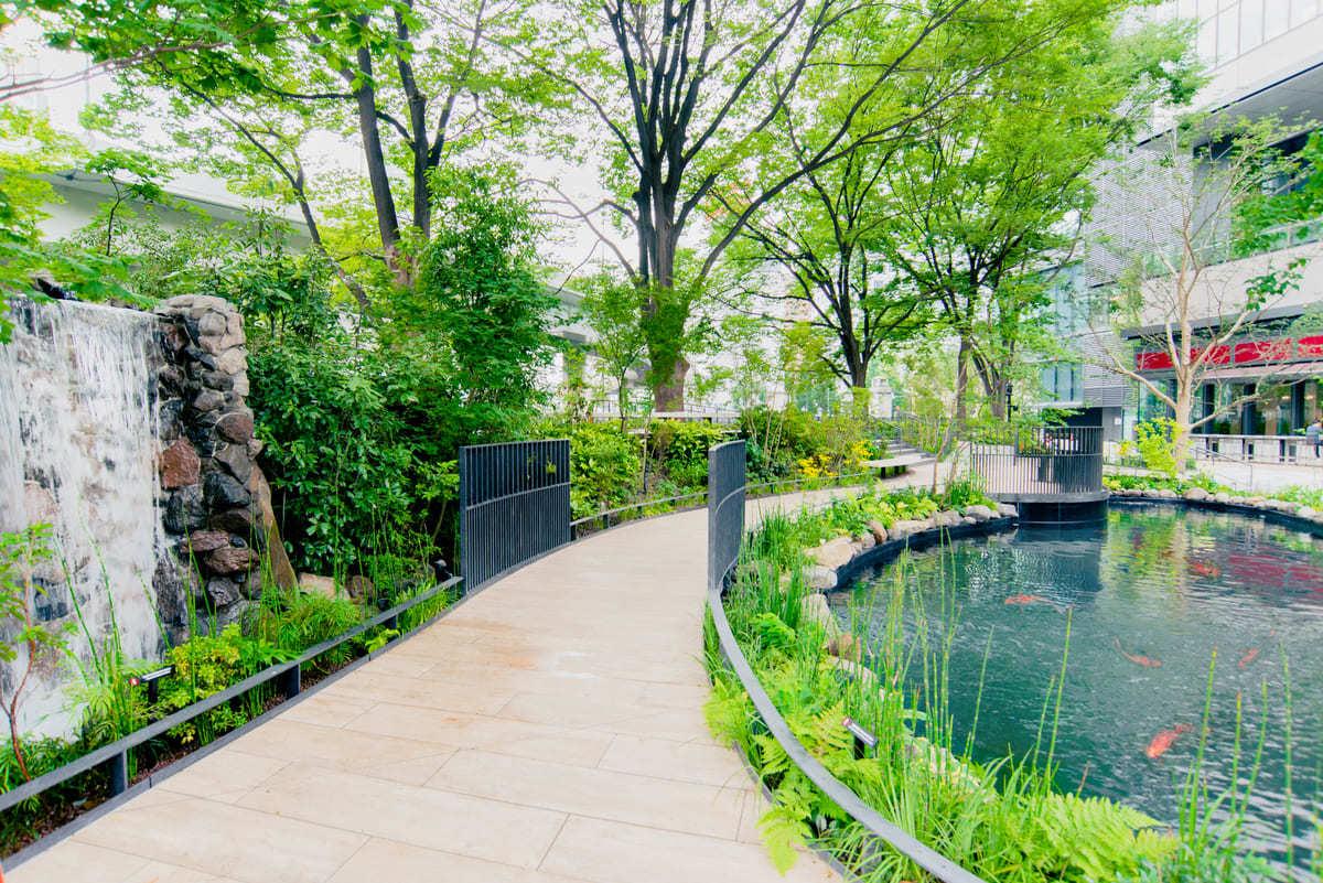 東京駅近くに緑豊かな空間「TOKYO TORCH Terrace」がグランドオープン_1_3