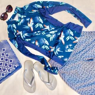 この夏、アラフォーが着るべきスイムウェアは?